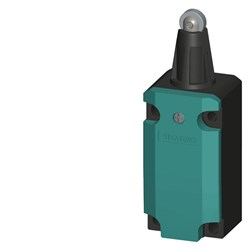 LIMIT SWITCH 2-SIDED PLUNGER 1NO+1NC
