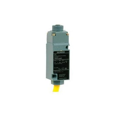 LIMIT SWITCH PLAIN TOP PLUNGER 1NO+1NC